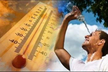 طقس الغد حار.. والعظمى بالزقازيق 31