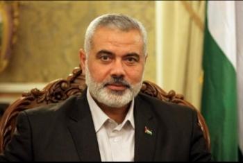 هنية: نعارض موقف مصر المؤيد لتطبيع الإمارات مع الكيان الصهيوني