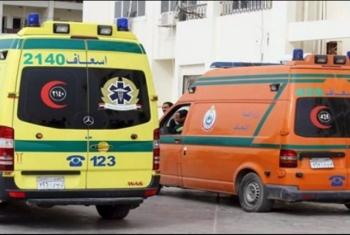 إصابة سيدة في انفجار أنبوبة بوتاجاز داخل شقة سكنية بالقرين