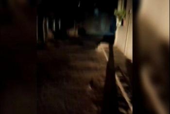 الظلام يخيم على الحي 11 بمدينة العاشر من رمضان