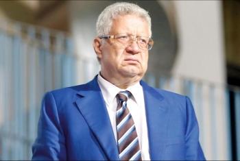 مرتضى منصور يتهم منافسا من حزب