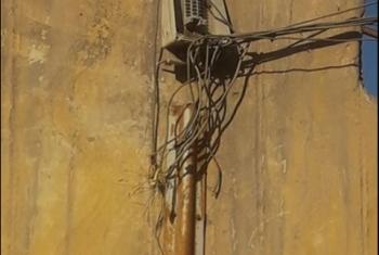 شكوى من سرقة خطوط التليفون الأرضي وضعف الإنترنت بقرية في الحسينية