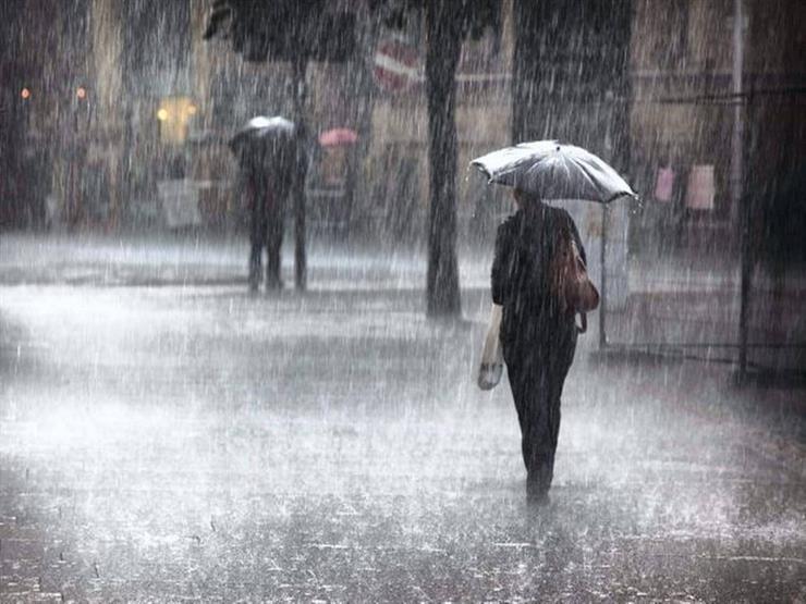 طقس الثلاثاء: استمرار هطول الأمطار وبرودة.. والصغرى بالزقازيق 14