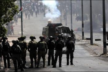 استشهاد 5 فلسطينيين في حملة اعتقالات بالقدس وجنين