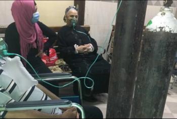 إصابات كورونا ترتفع  في مصر 5 أضعاف مقارنة بالعام الماضي