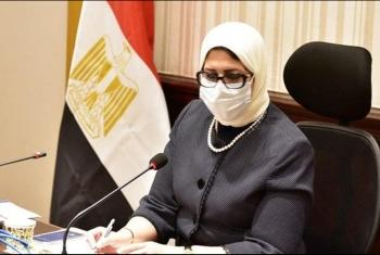وزيرة صحة الانقلاب تطالب بتخفيف العمالة للنصف لتفادى الموجة الثانية لكورونا