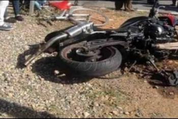 حادث مروري على طريق ديرب نجم