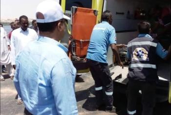 مصرع شخصين في حادث سير بمشتول السوق