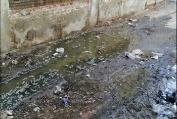 كفر صقر| قرية أبوالشقوق تشكو تأخر تشغيل محطة الصرف الصحي