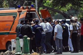 إصابة طالب ثانوي في حادث تصادم بأبوحماد