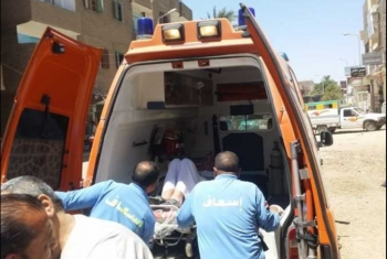 مصرع سيدة وإصابة 4 أشخاص في حادث تصادم ببلبيس