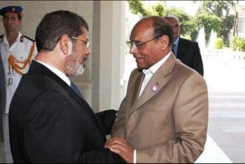 المرزوقي: موقف الغرب من استشهاد الرئيس مرسي