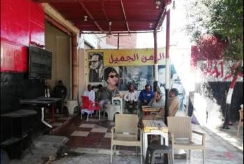 غلق وتشميع عدد من المقاهي ومصادرة 10 شيش فى بلبيس والحسينية