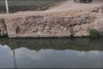 شكاوى من توقف بناء كوبري في أبوحماد