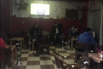 غلق وتشميع عدد من المقاهي ومصادرة 16 شيشة بالشرقية