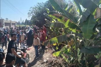 أولياء أمور مدرسة بكفر صقر يطالبون بصيانة دورات المياه