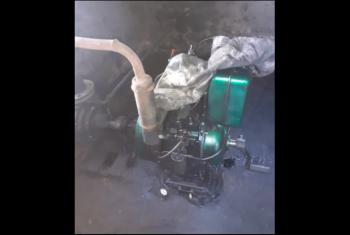 أهالي الظواهرية يطالبون شركة المياه بتركيب موتور كهربائي بديل للديزل