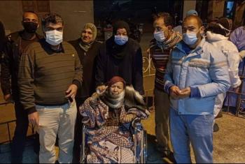 تعافي 4 حالات كورونا بمستشفى أبوحماد