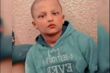 تغيب طفل من قرية منشأة شلبي بكفر صقر