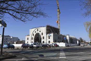 إدارة مسجد في فرنسا تتلقى تهديدات بالقتل
