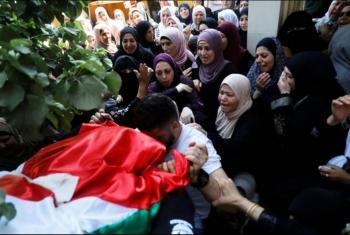 أم لثلاث أطفال.. استشهاد فلسطينية برصاصة غدر صهيونية بجنين